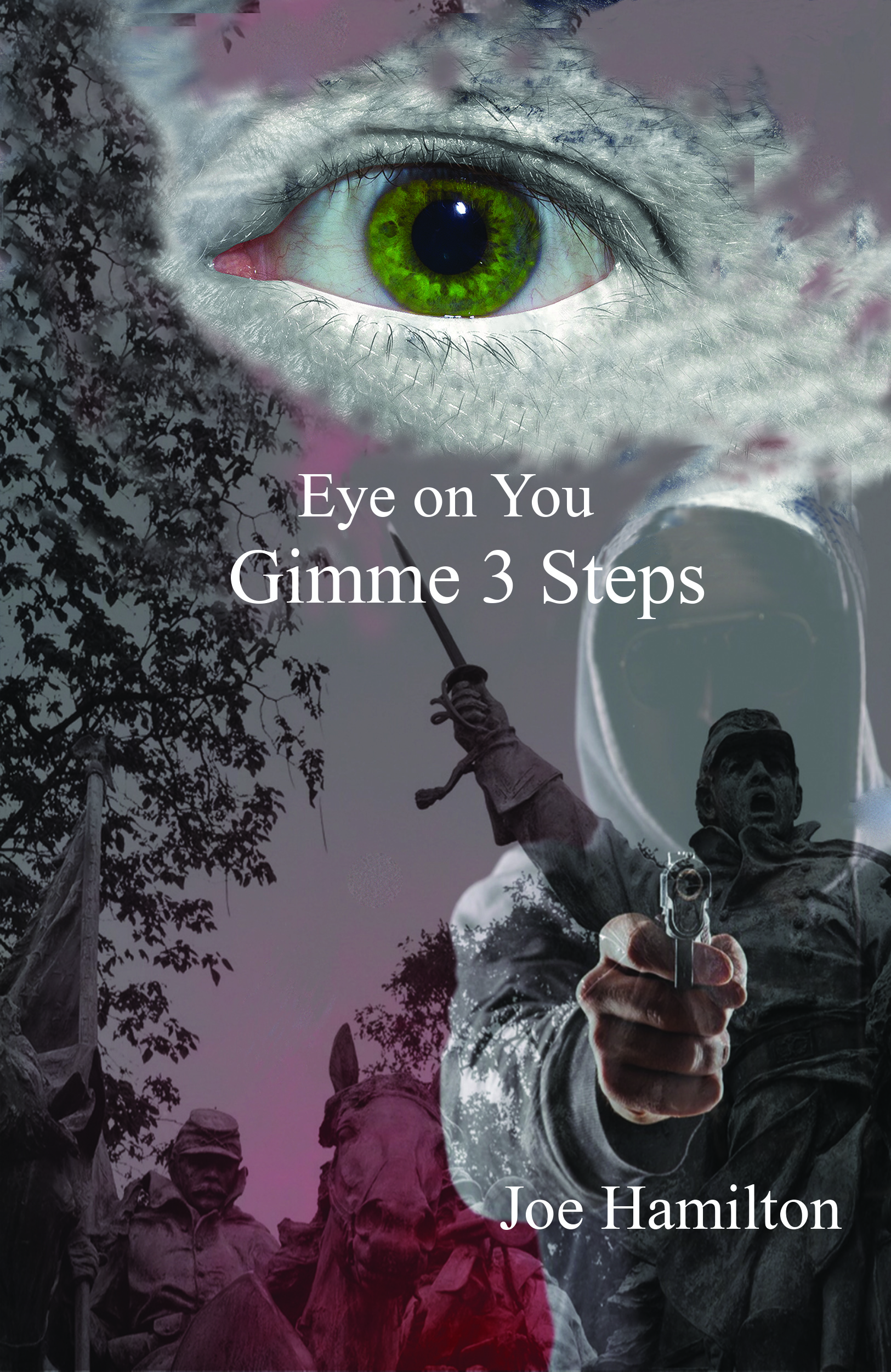 Eye on You - Gimme 3 Steps